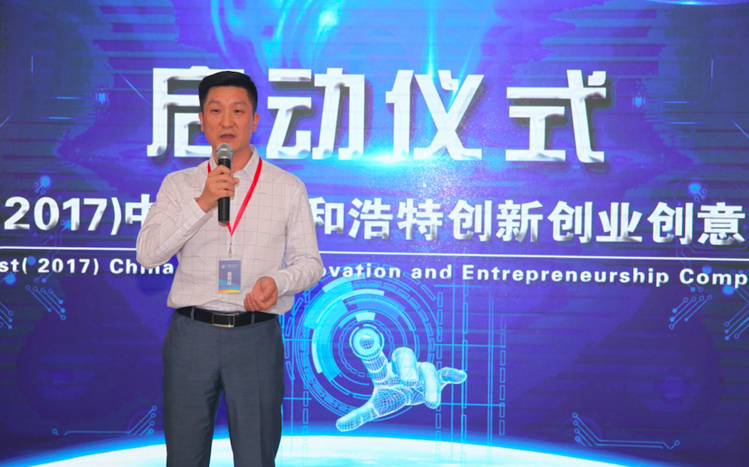 评委代表袁涛
