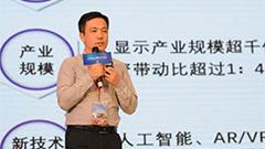 2019海峡两岸(成都)新型显示产业高峰论坛——刘嵩(速记)